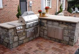 diy small outdoor kitchen how to develop cheap diy outdoor