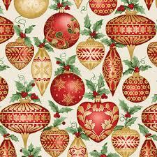 benartex a festive season festive ornaments stripe black