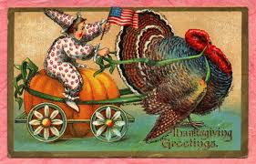 free clip from vintage crafts turkeys