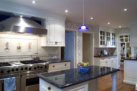 blue kitchen cabinets with granite countertops this is similar to what eddie and i want to do to our