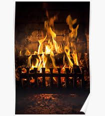 fireplace posters redbubble