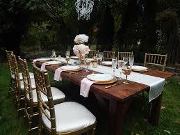 table rentals wedding farm table rentals momentz