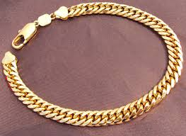 cuban chain link bracelet images Contemporary gold cuban link bracelet bracelet design for you jpg