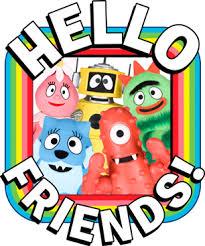 friends yo gabba gabba u0027s app