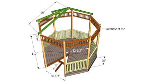 interior gazebo building plans faedaworks com