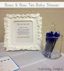 bows u0026 bow ties shower the decorations u2013 craftivity designs
