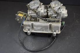 refurbished 1986 1992 mariner manual carburetor set 9660m 9676m