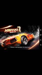 asphalt 7 heat apk asphalt 7 heat apk data mod