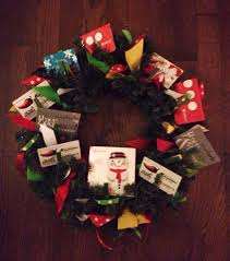 gift card wreath for teacher it u0027s beginning to look a lot like