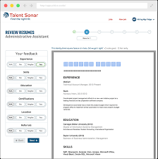 Machine Learning Resume Webinar How Ai Can Help You Find The Best Candidate Talent Sonar
