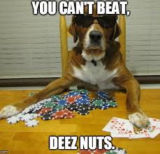Poker Meme - news the more you talk about poker the more you win