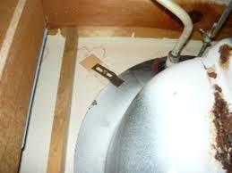 replace undermount bathroom sink bathroom undermount sink clips new advice on replacing rusted bath