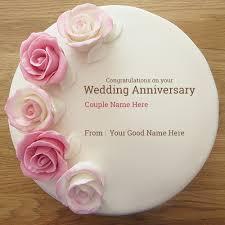 wedding wishes cake wedding anniversary cakes