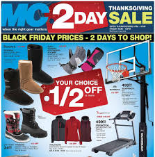 winter jackets black friday sale mc sports black friday 2017 deals