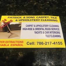 sons carpet tile upholstery cleaning furniture
