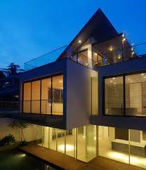 home design modern tropical tropical house sentosa contemporary pinterest tropical houses