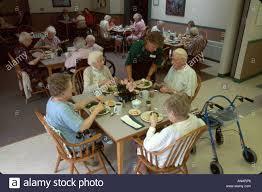 maine farmington pinewood terrace residential care facility dining