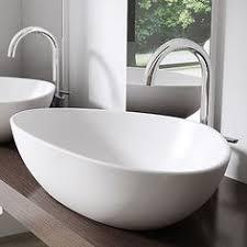 waschtisch design design aufsatzwaschbecken brüssel818 aus keramik waschschale