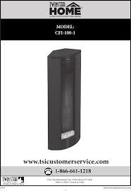 cfi 100 1 heater user manual cfi 100 1 manual twin star