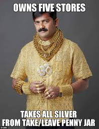 Patel Meme - penny pincher patel imgur
