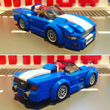 lego ford lego cityizing your speed champions mfiregone