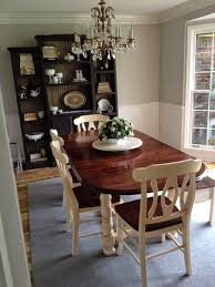 Farmhouse Dining Room Sets Farmhouse Style Table Makeover For 20 How We Did It And