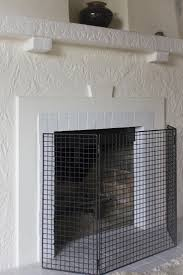 fireplace modern fireplace screens modern fireplace screens
