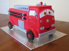 disneys cars red the fire truck bath toy disney fire trucks