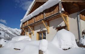 chambre d hote valloire odalys chalet le peak chalet valloire