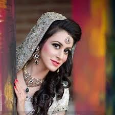 Bridal Pakistani Bridal Walima Makeup Pictures 2017