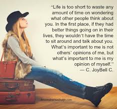 lessons learned in lifewhat s important to me lessons learned in