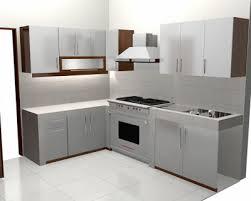 the best interior kitchen set minimalis