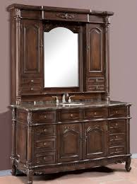 Hutch Menu 65 Inch Single Bath Vanity With Hutch