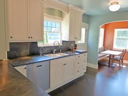 Soapstone Kitchen Countertops With Full Height Soapstone - Soapstone backsplash