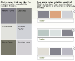color pairing tool home design