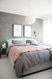 Grey Colors For Bedroom by Top 25 Best Grey Feature Wall Ideas On Pinterest Grey Bedrooms