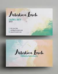Instant Business Card Printing Best 25 Artist Business Cards Ideas On Pinterest Business Cards