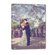 wedding wishes lyrics 584 best canvas using your photos and words images on