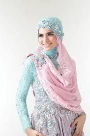 tutorial hijab syar i untuk pengantin hijab yang cocok untuk pipi tembem hijab style 6