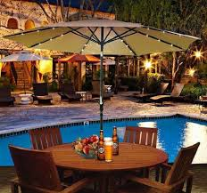 Patio Umbrella Led Lights by 373 Best Best Online Patio Umbrellas Store Images On Pinterest