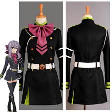 compare prices on shinoa anime costume online shopping buy low
