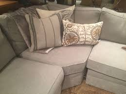 pottery barn livingroom pottery barn silver taupe performance tweed really like the look