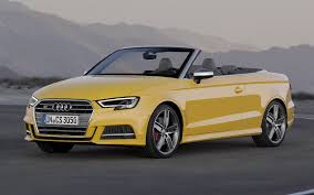 convertible audi 2016 audi s3 cabriolet 2016 wallpapers and hd images car pixel
