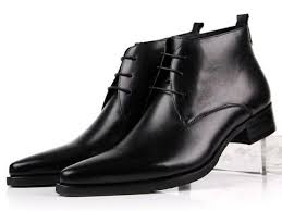 buy boots for buy ankle boots for pointed toe mens dress shoes genuine leather