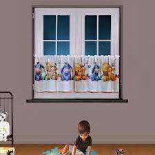 Ebay Esszimmer Oldenburg Scheibengardine Winnie Pooh Baby Kinder Gardine 185x50 Oder 120x50