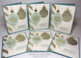 lost lagoon gold embellished ornaments cards cool sting