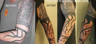 photos of tribal tattoos by ms of malu