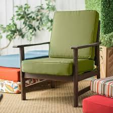 Patio Furniture Chair Cushions Dining Room Alluring Green Walmart Outdoor Chair Cushions