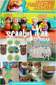 scooby doo wrapping paper 18 sensational scooby doo party ideas spaceships and laser beams