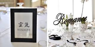 Ideas For Wedding Table Names Stylish Table Names Wedding And Unique Ideas For Wedding Table